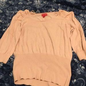 pink ELLE shirt